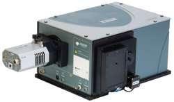 Andor Shamrock spectrometer