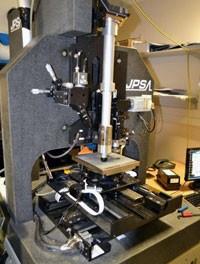 JPSA machining work station